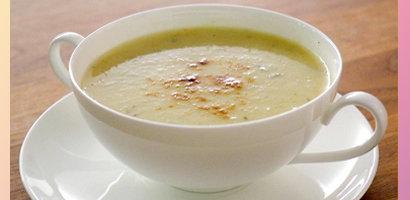 Куриный суп пюре