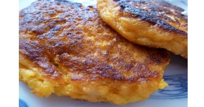Блюда из тыквы рецепт оладий