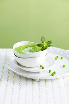 Диетический суп пюре из брокколи и цветной капусты
