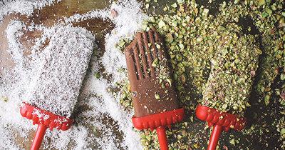 Как делать мороженое для веганов