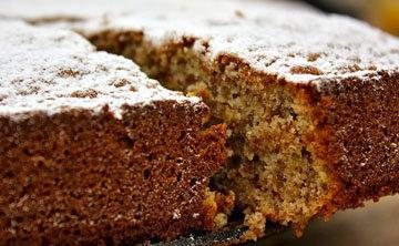 Феноменальный ореховый пирог