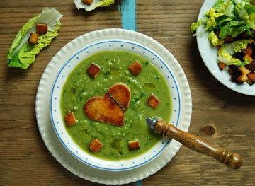 Рецепт овощного супа будет всегда актуален