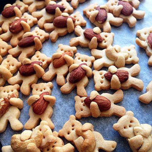Детское печенье Мишка косолапый