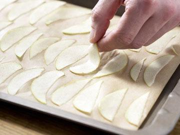 Разложить яблочки