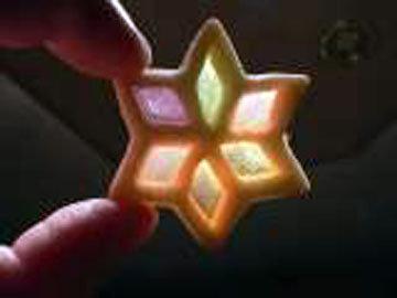 Украсьте своею елочку таком печеньем