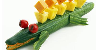 Рецепты на Новый год. Простые закуски - украшение блюд