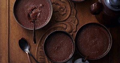 Кофейно-шоколадный рецепт крем брюле