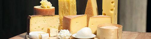 Швейцарские сорта сыра