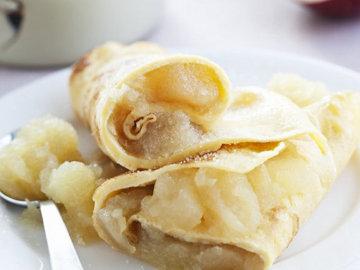 Как приготовить блины рецепт с ореховой мукой