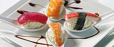 Рецепты роллов и суши