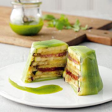 Блюда из овощей - пирамидка