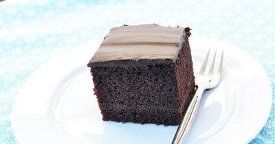 Постные рецепты. Шоколадный пирог рецепт очень шоколадный