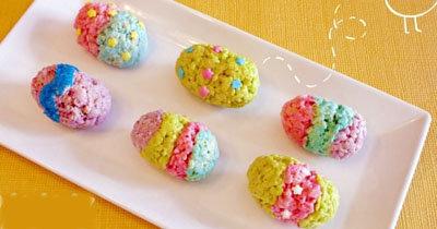 Праздничное меню на Пасху. Рецепты десертов - сладкие яйца