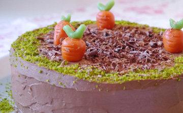 Oдного единственного рецепта морковного торта нет