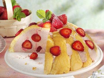 Такой пирог шарлотка готовится без выпечки