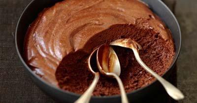 Шоколадный мусс - самый простой рецепт