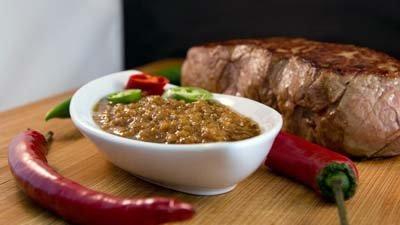 Соусы к мясу гриль