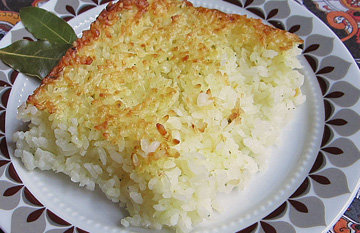 Как приготовить рис по-арабски 1