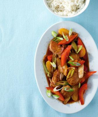 Кисло-сладкий соус для курицы по-азиатски 2