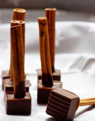 Питьевой шоколад в домашних условиях 7