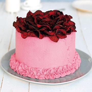 Приготовление тортов. Торт из свеклы
