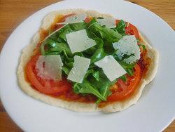 Как приготовить пиццу на сковородке на 14 февраля