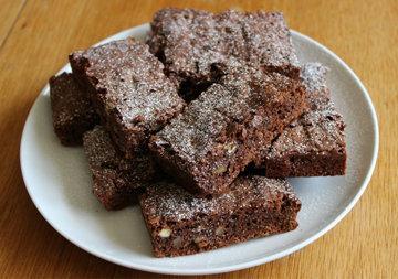 Шоколадный брауни рецепт Бостонский