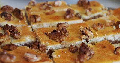 Блины на Масленицу блинный пирог аля Пахлава
