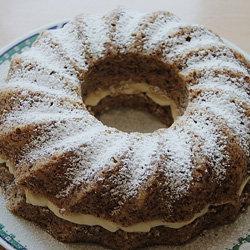 Пирог пирог за 5 минут без муки