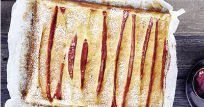Как приготовить пирог - без глютена - с кукурузной мукой