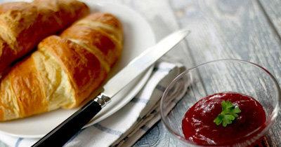 Тесто для круассанов - просто и быстро