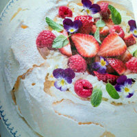 Торт Павлова рецепт. Готовим 1