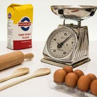 Яйца помыть и взвесить со скорлупой