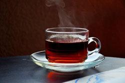6-8 стаканов крепкого горячего ча