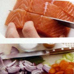 Закуска рыба в маринаде 0