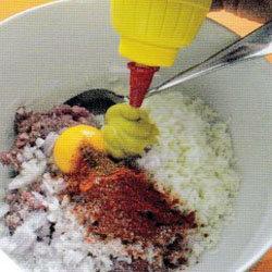 Рисовые крокеты 1