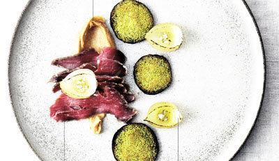 Вяленое мясо рецепт