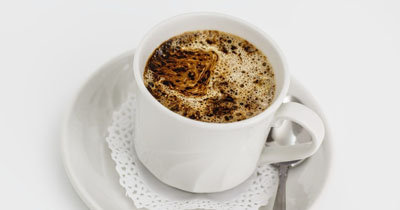 Приготовление кофе по рецепту доктора Зорге