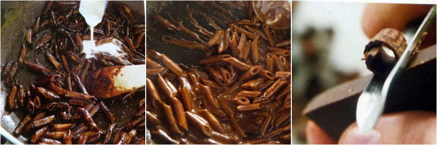 Шоколадная паста 1