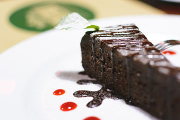 1. Шоколадный идиотский торт по рецепту Давида Лебовица