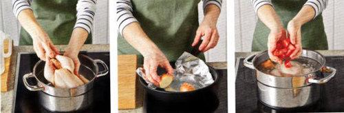 Кулинарный мастер класс Фрикасе 1-3