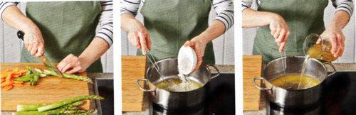 Кулинарный мастер класс Фрикасе 7-9
