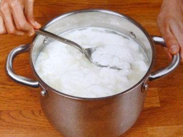 Сыр халуми. Шаг 9