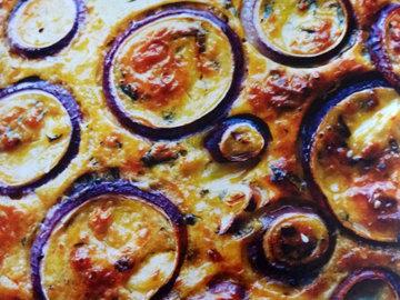 пирог, овощи, овощной пирог
