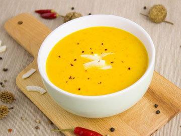 Суп из сборных овощей
