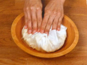 Кулинарный мастер класс Сыр домашний рецепт с пивом 20