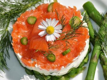 Блюда из семги вкусные и полезные