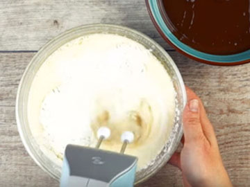 бисквит для пирожных 2