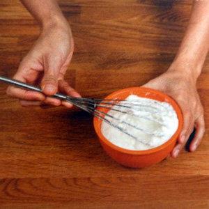 Кулинарный мастер класс Рецепт домашнего сыра с перцем. Шаг 3
