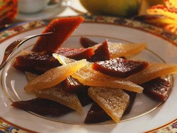 комбинировать айву с яблоками или грушами